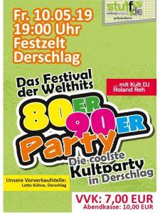 Großer Auftakt des Derschlager Schützenfestes @ Schützenplatz Derschlag