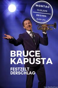 Musikalischer Abschluss mit Bruce Kapusta @ Schützenplatz Derschlag